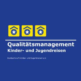 Qualitätsmanagement, QMJ, für Ünterkünfte – pämiert vom BundesForum Kinder- und Jugendreisen e.V.
